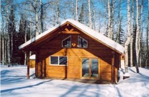 Pikes Peak's Rocky Mountain Cabin